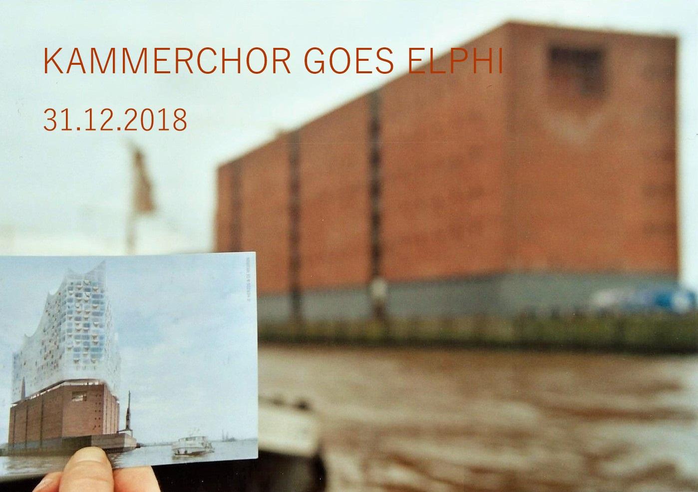 Kammerchor goes Elphi
