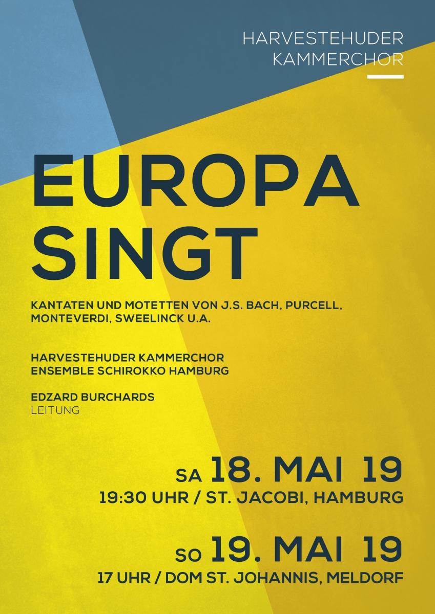 Europa Singt